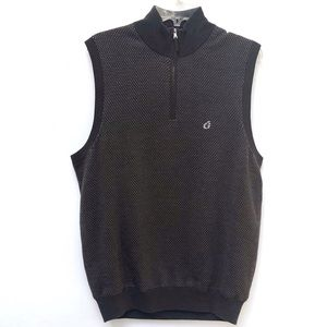 Fairway & Greene | Vintage 100% Italian Wool Vest